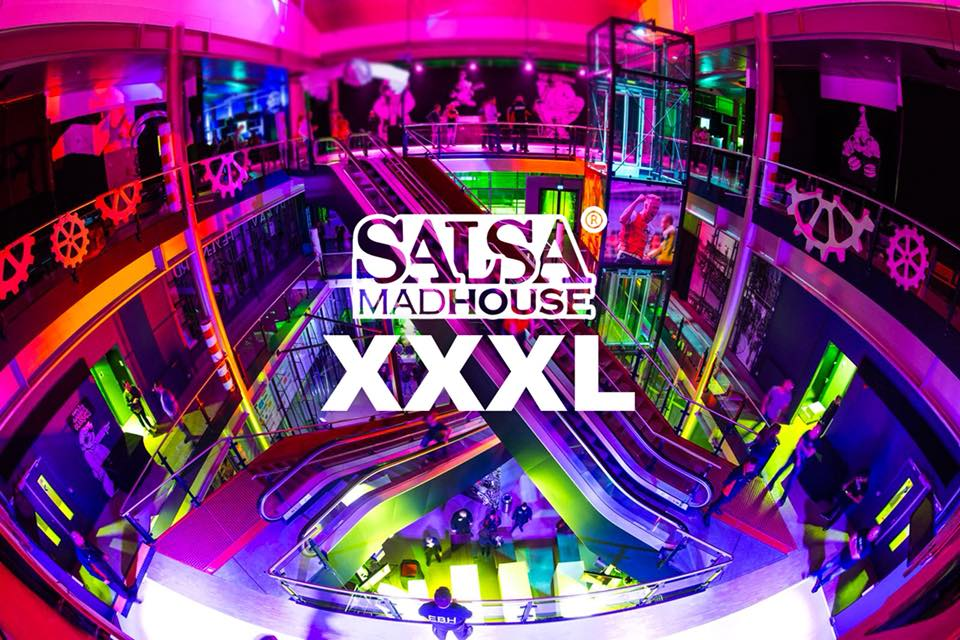 Salsa Madhouse XXXL