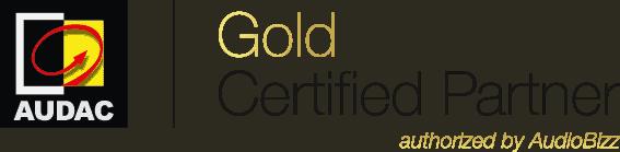 Audac Certified Partner